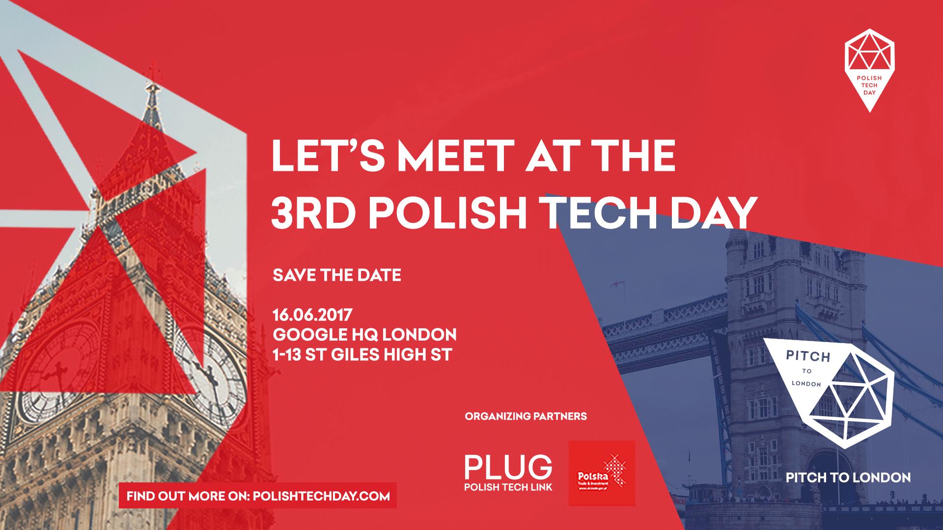 Lawmore partnerem III edycji Polish Tech Day w Londynie