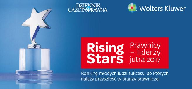 Paula Pul w rankingu Rising Stars 2017 – Prawnicy liderzy jutra