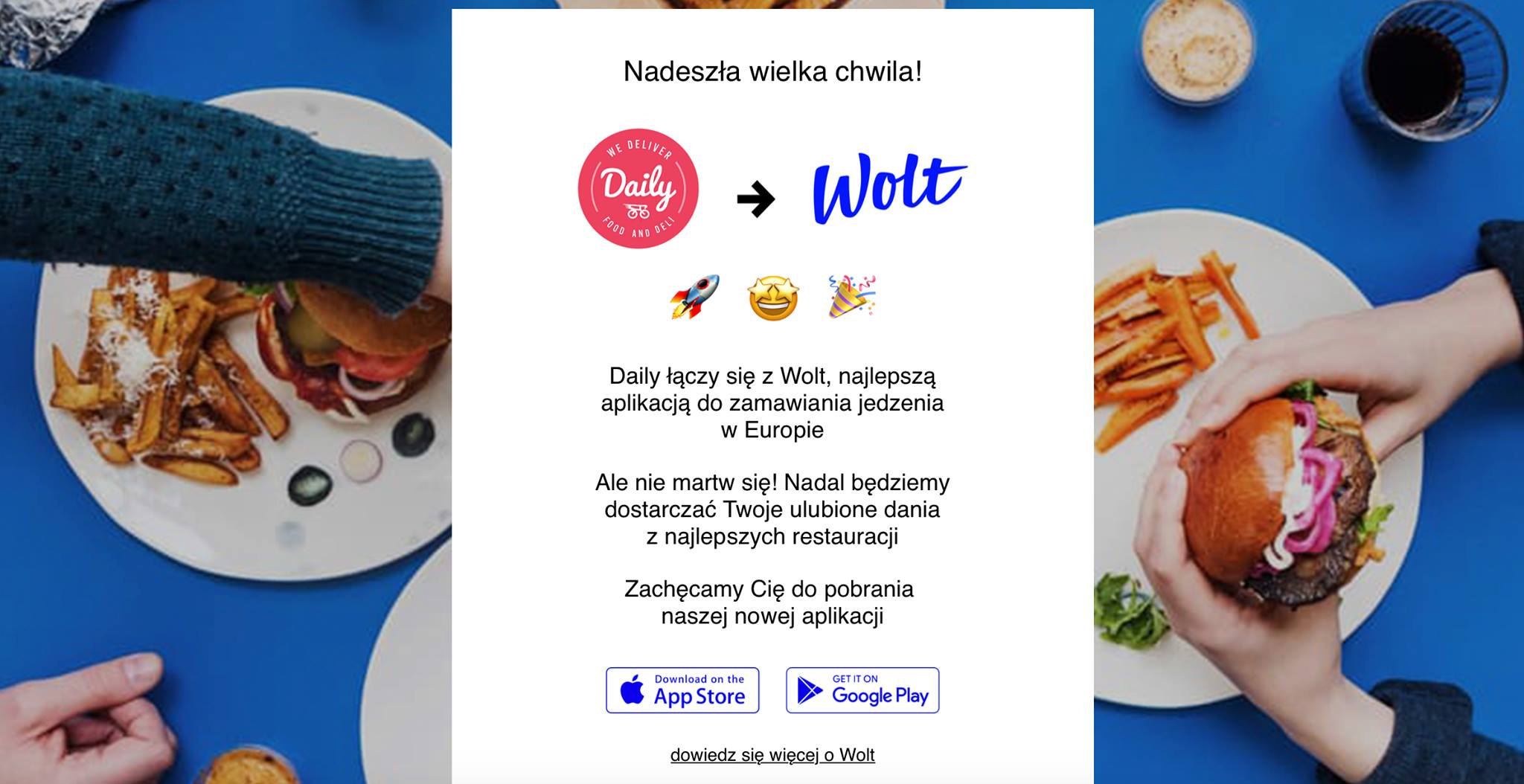LAWMORE doradcą Daily w transakcji przejęcia przez fińską spółkę Wolt