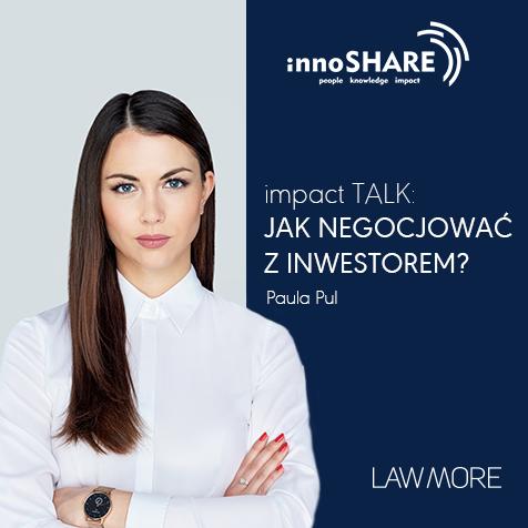 Lawmore ogólnopolskim partnerem InnoShare