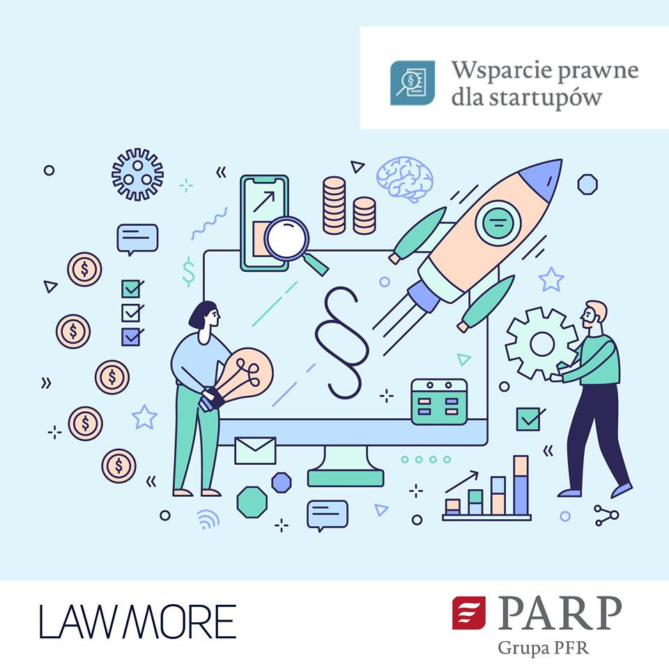 Darmowe wsparcie prawne dla startupów